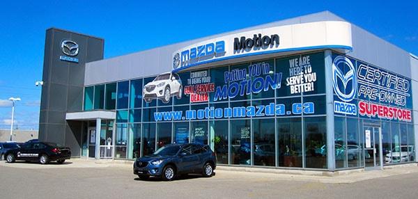 Motion Mazda Orangeville