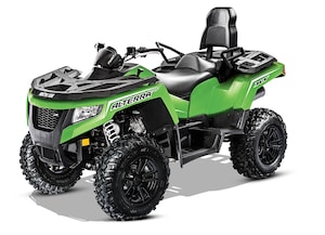 2017 ARCTIC CAT TRV 700 XT EPS Alterra XT st:12434