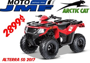 2017 ARCTIC CAT Alterra 90 st:13358