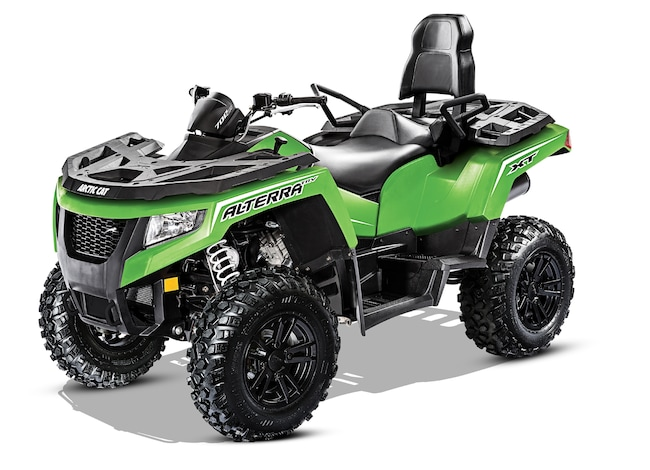 2017 ARCTIC CAT TRV 700 XT EPS Alterra XT st:12427