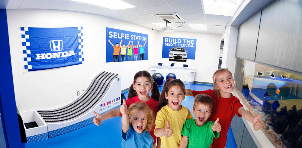 Motorcars Kid's Dealership