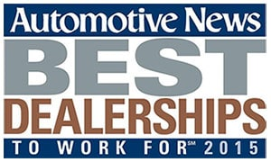 Automotive News Best Dealership to Work For