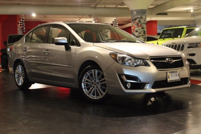 2016 Subaru Impreza 20i Premium Motor Village LA has a wide selection of exceptional pre-owned v