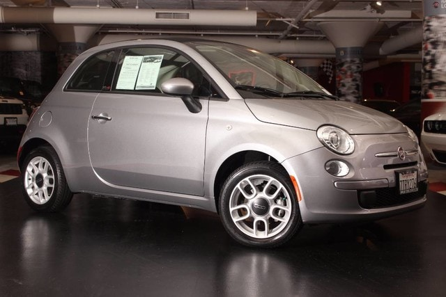 2015 FIAT 500c Pop This 2015 FIAT 500c Pop is proudly offered by Motor Village LA This vehicle i