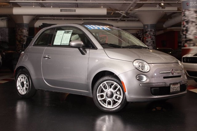2015 FIAT 500c Pop Looking for a clean well-cared for 2015 FIAT 500c This is it Drive home in y