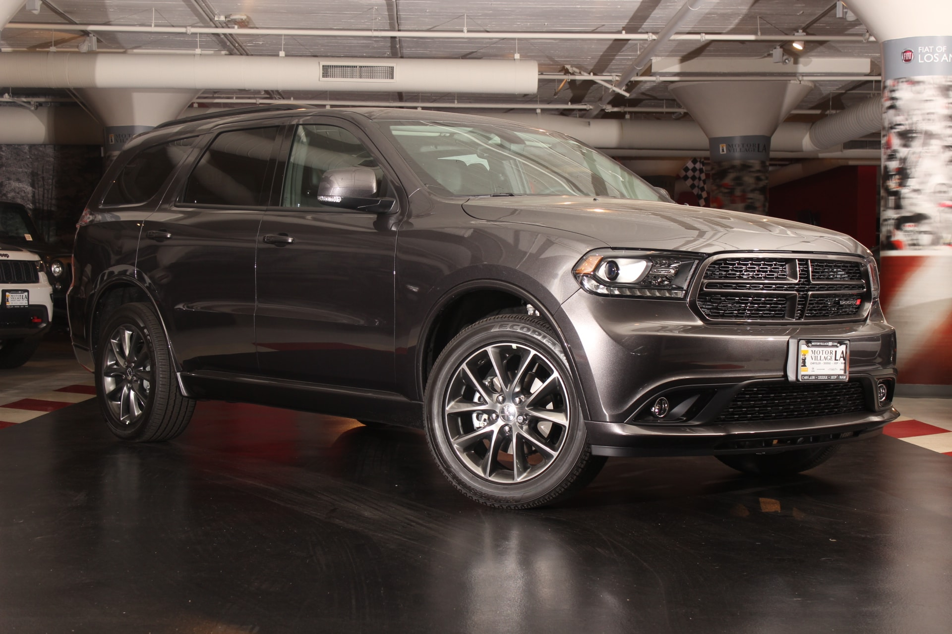 2017 Dodge Durango GT  5-Year SiriusXM Traffic Service 5-Year SiriusXM Travel Link Service 50 S