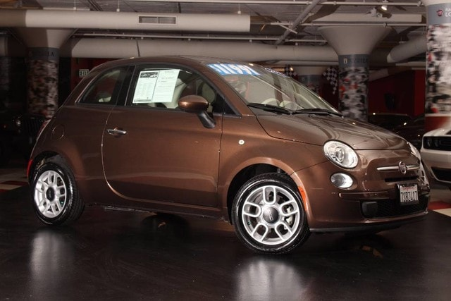 2015 FIAT 500 Pop Motor Village LA is pleased to be currently offering this 2015 FIAT 500 Pop wi