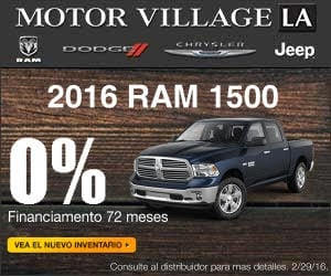 La Chrysler Jeep Dodge Ram Dealer Motor Village Los Angeles
