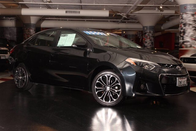 2015 Toyota Corolla L Motor Village LA is honored to present a wonderful example of pure vehicle