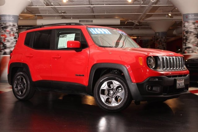 2015 Jeep Renegade Latitude Motor Village LA is pleased to be currently offering this 2015 Jeep R