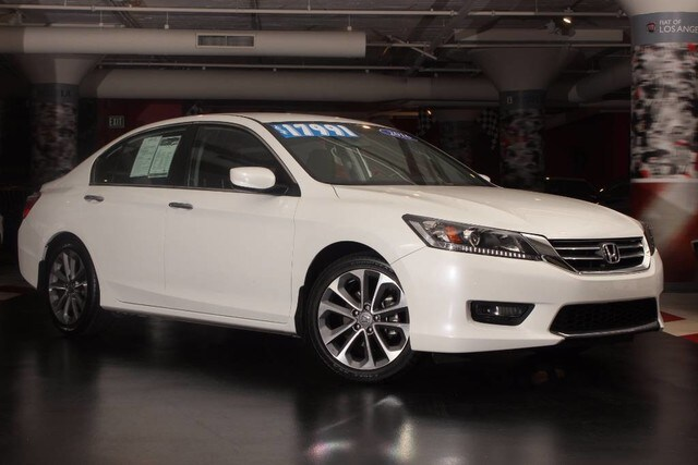 2014 Honda Accord Sport Contact Motor Village LA today for information on dozens of vehicles like