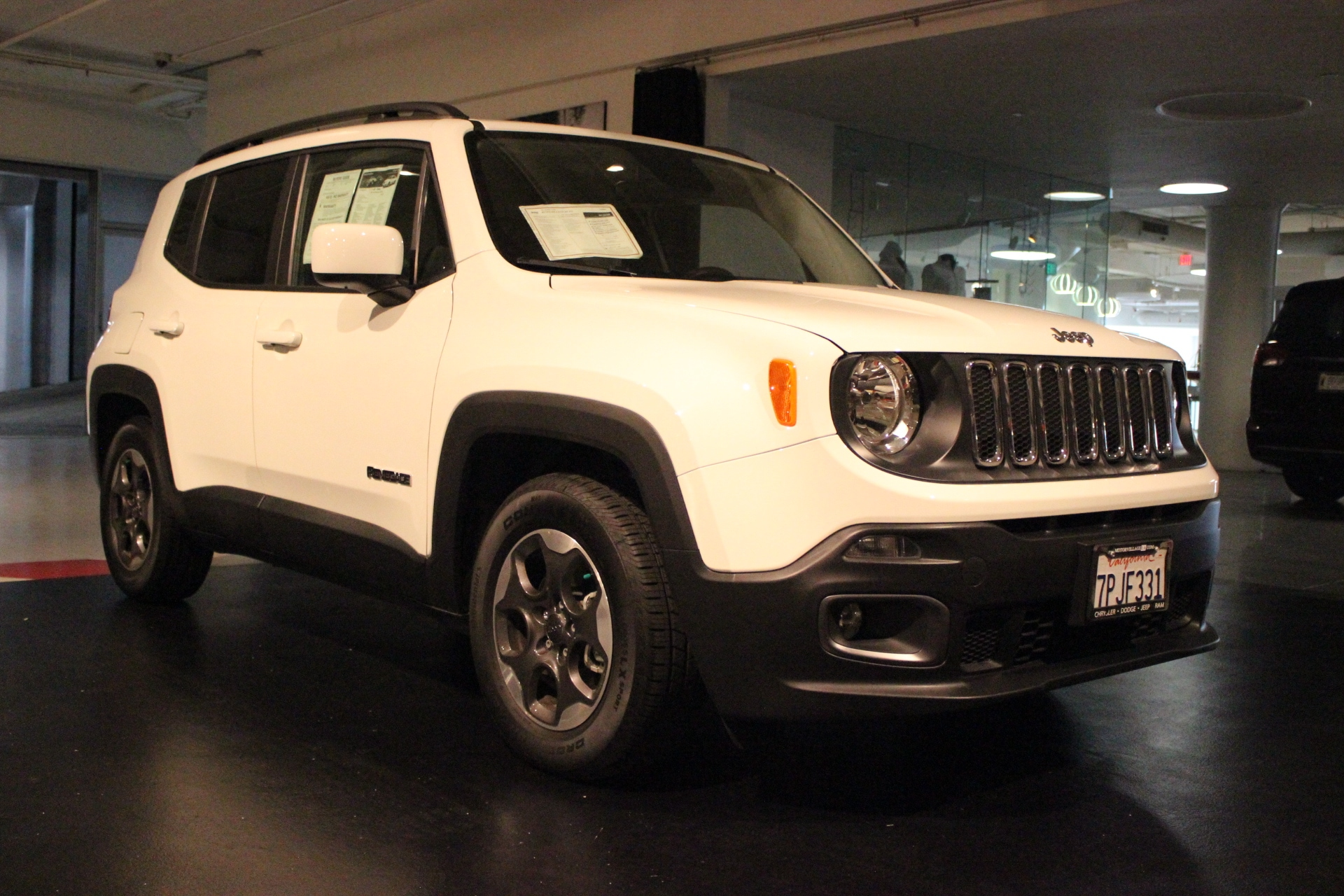 2015 Jeep Renegade Latitude Contact Motor Village LA today for information on dozens of vehicles