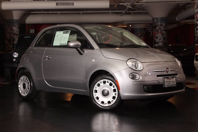 2015 FIAT 500c Pop Motor Village LA has a wide selection of exceptional pre-owned vehicles to cho
