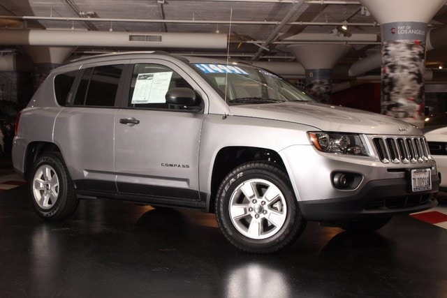 2014 Jeep Compass Sport FWD Thank you for visiting another one of Motor Village LAs online listi