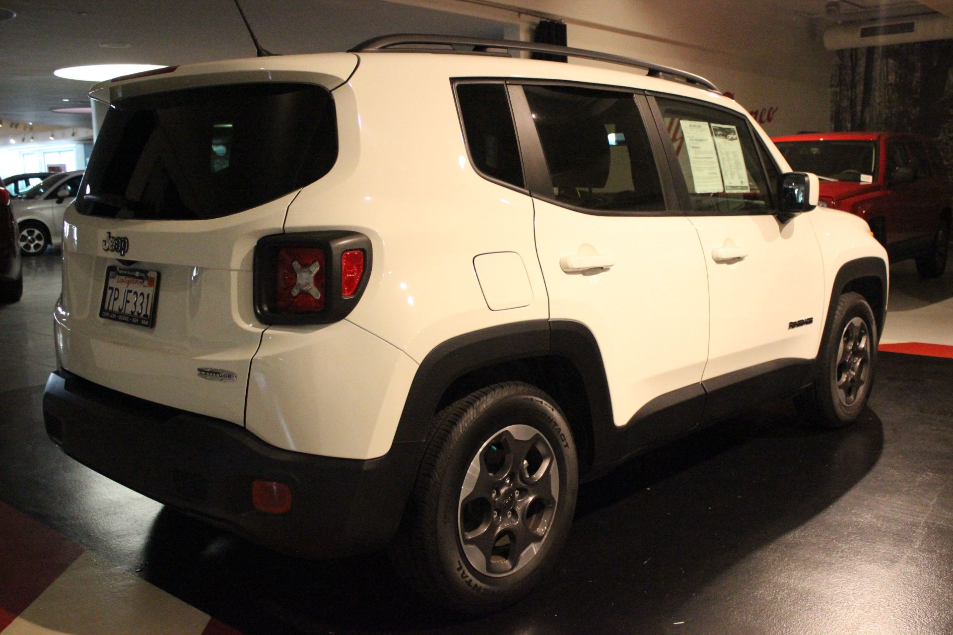 2015 jeep renegade latitude cars and vehicles los angeles ca. Black Bedroom Furniture Sets. Home Design Ideas