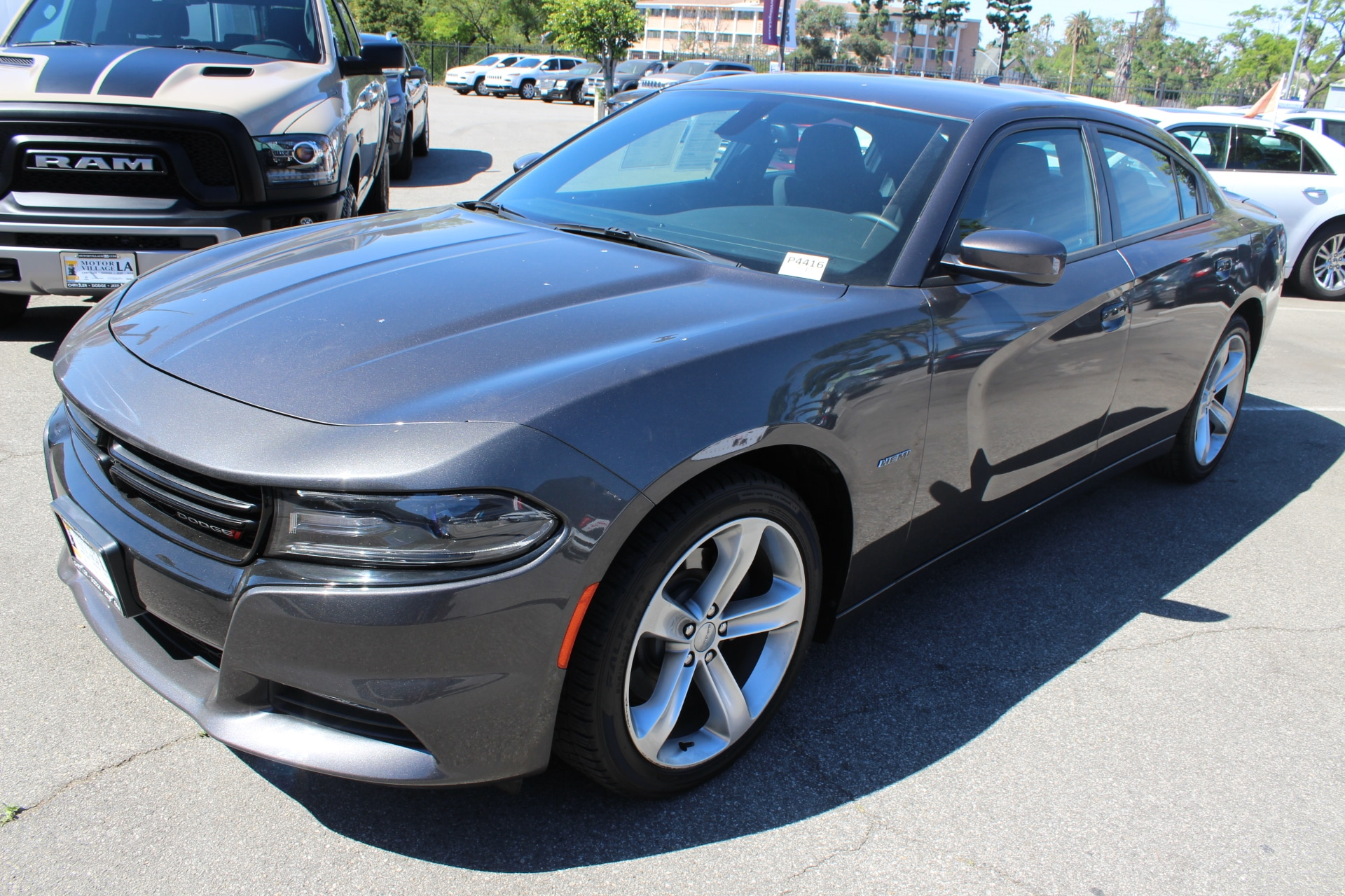 2016 Dodge Charger RT Check out this gently-used 2016 Dodge Charger we recently got in Your buyin