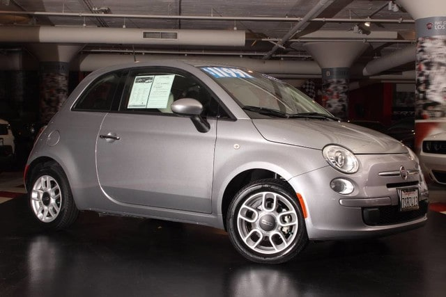 2015 FIAT 500 Pop Contact Motor Village LA today for information on dozens of vehicles like this
