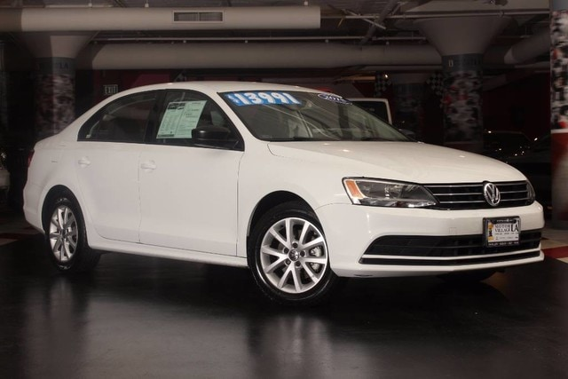 2015 Volkswagen Jetta 18T SE wPZEV Motor Village LA has a wide selection of exceptional pre-own