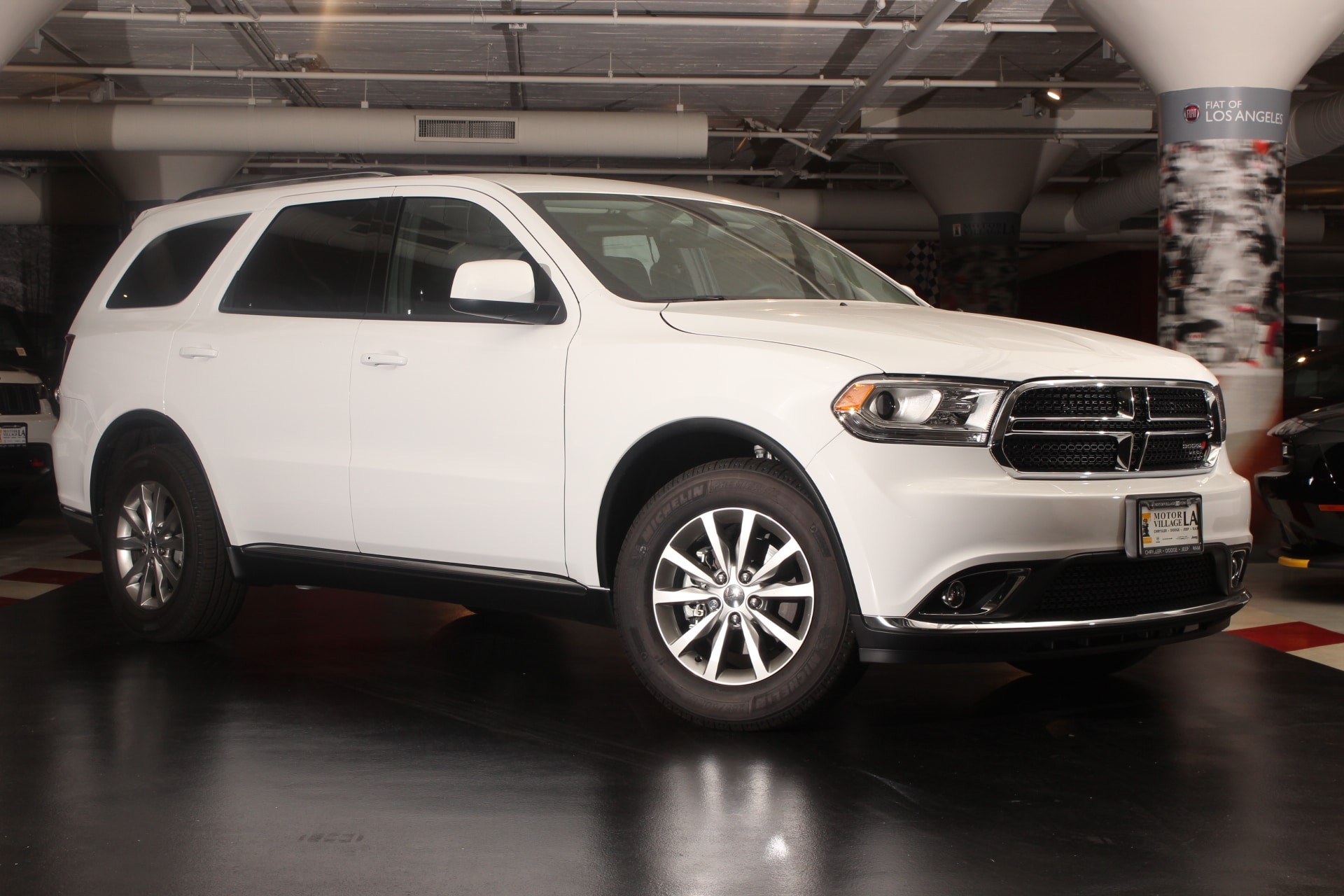 2017 Dodge Durango SXT  2nd Row 6040 Fold  Tumble Seat 3rd Row Seat 3rd Row Seating Group 50