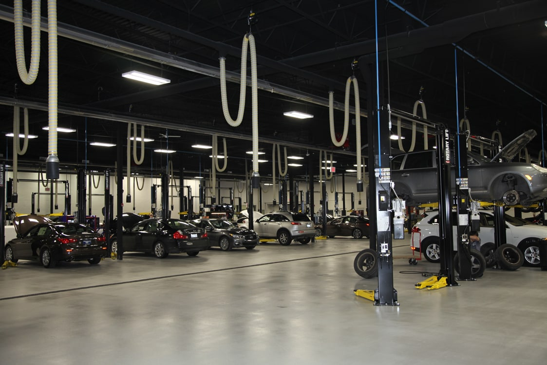 Naperville Drivers Facility