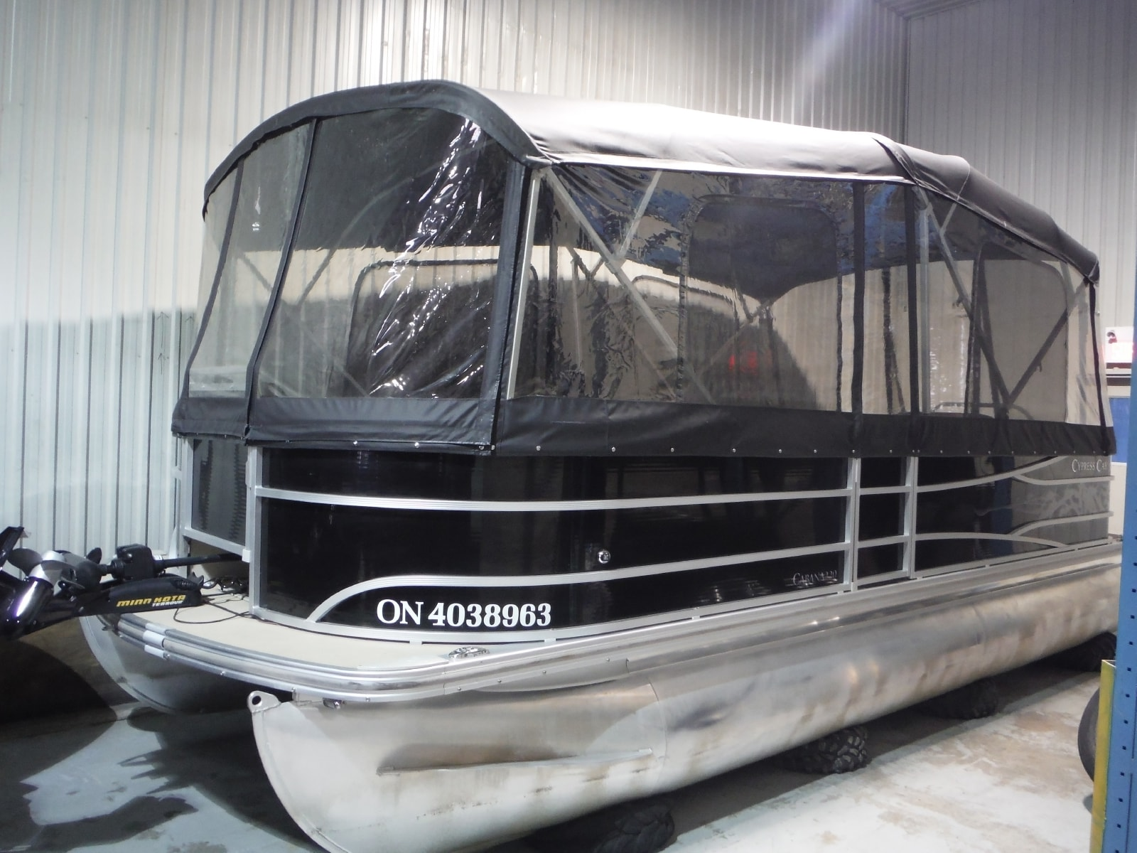2013 Cypress Cay CABANA 220 MERCURY 115HP