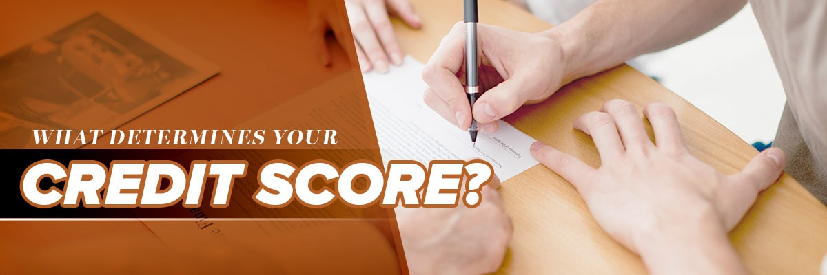 What Determines Your Credit Score?