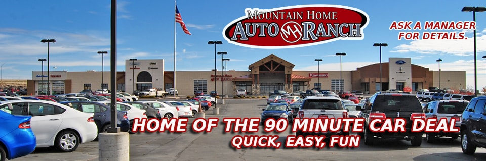 Mountain Home Auto Ranch | Twin Falls Area New & Used Ford ...