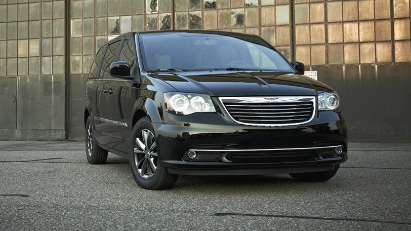 2016 Chrysler Town & Country near Woodbury NJ