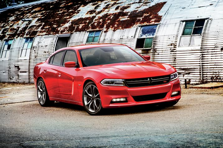 2016 Dodge Charger near Turnersville