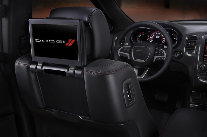 2016 Dodge Durango technology