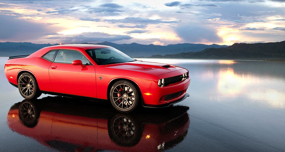 2016 Dodge Challenger SRT Hellcat Near Cherry Hill