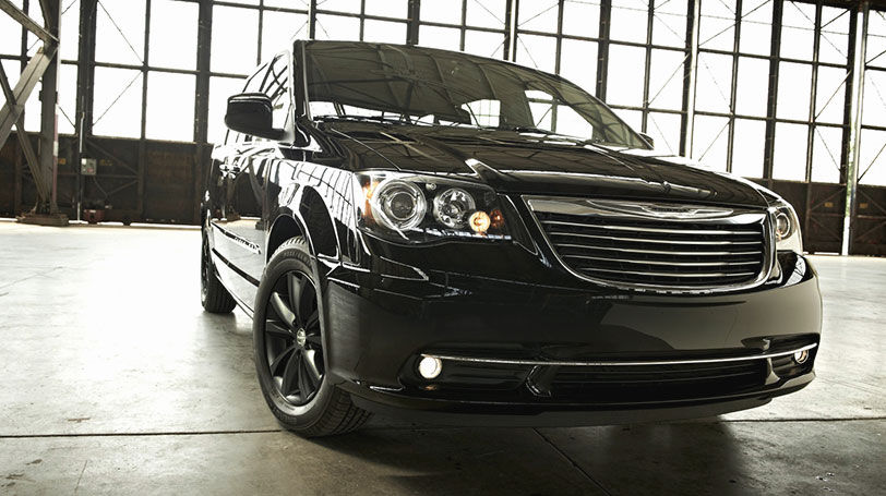 Chrysler Town & Country maintenance near Cherry Hill