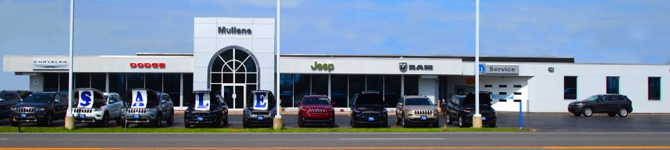 mullane motors chrysler dodge jeep ram dealership