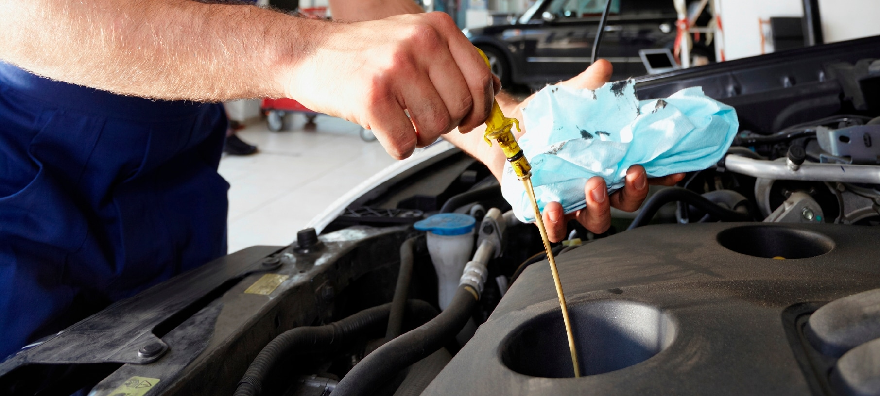 Topping Off Your Car Fluids