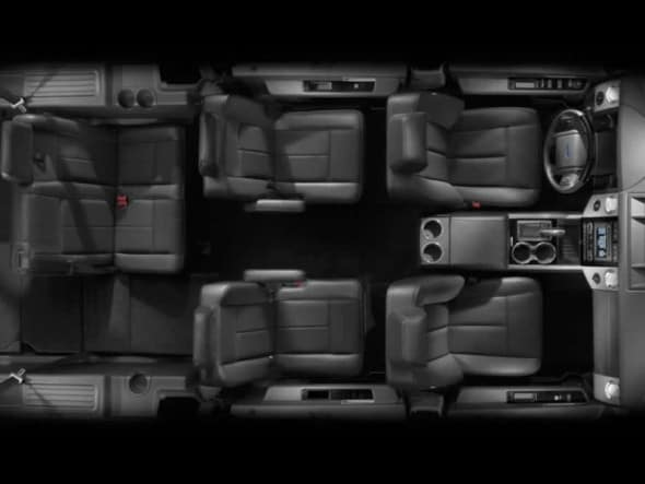 Ford expedition xl interior photos #9