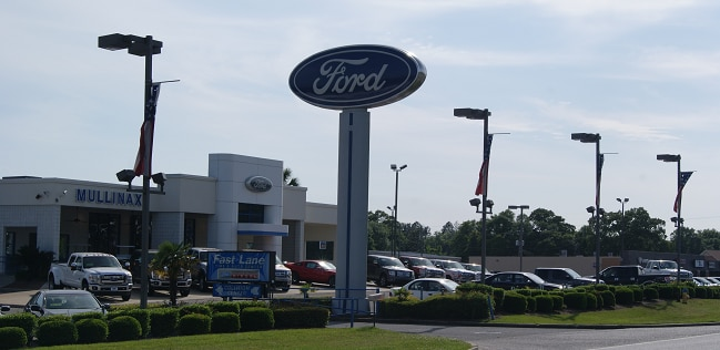 Mobile, Mullinax Ford Of Mobile. Visit Us At 311 Airport Blvd
