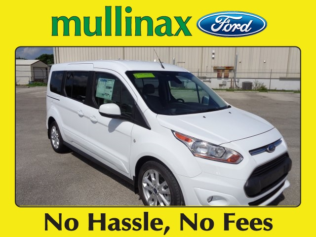 2015 Ford Transit Connect Titanium w/Rear Liftgate Wagon