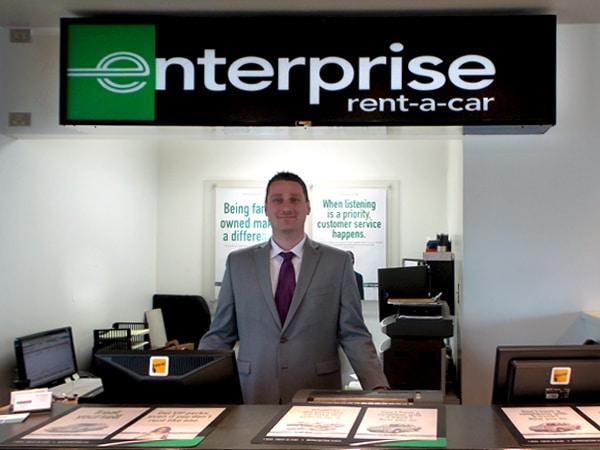 Enterprise Winnipeg Airport Car Rental