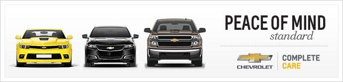 Chevrolet Warranty Information at Murray Chevrolet