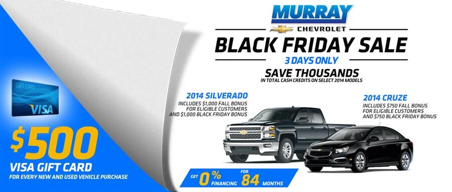 Enterprise Rent A Car Black Friday Specials