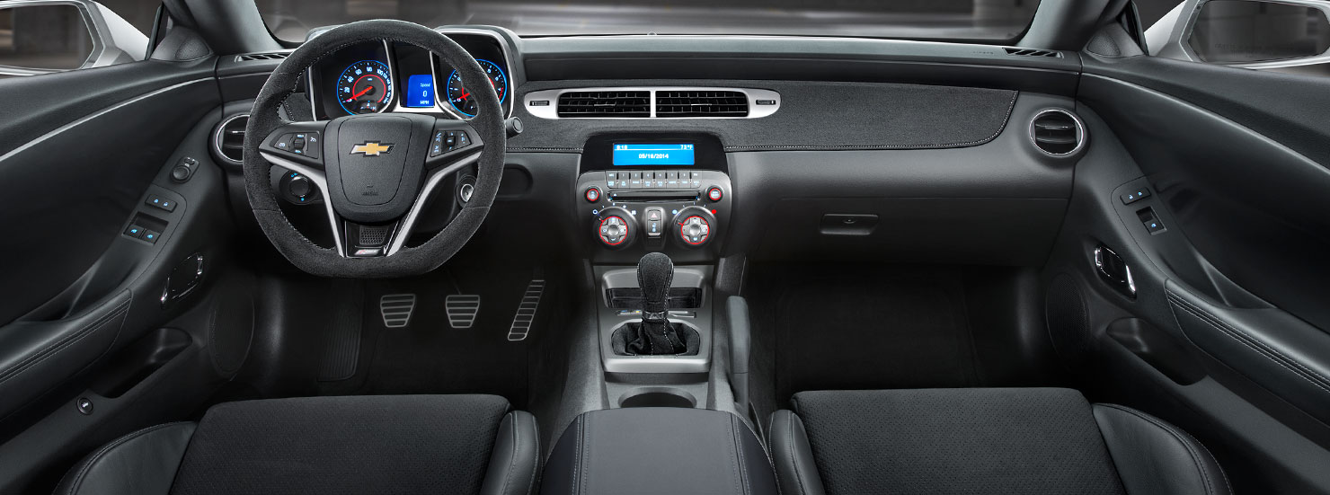 2015 Chevrolet Camaro Z28 in  Z28 Camaro 2014 Interior