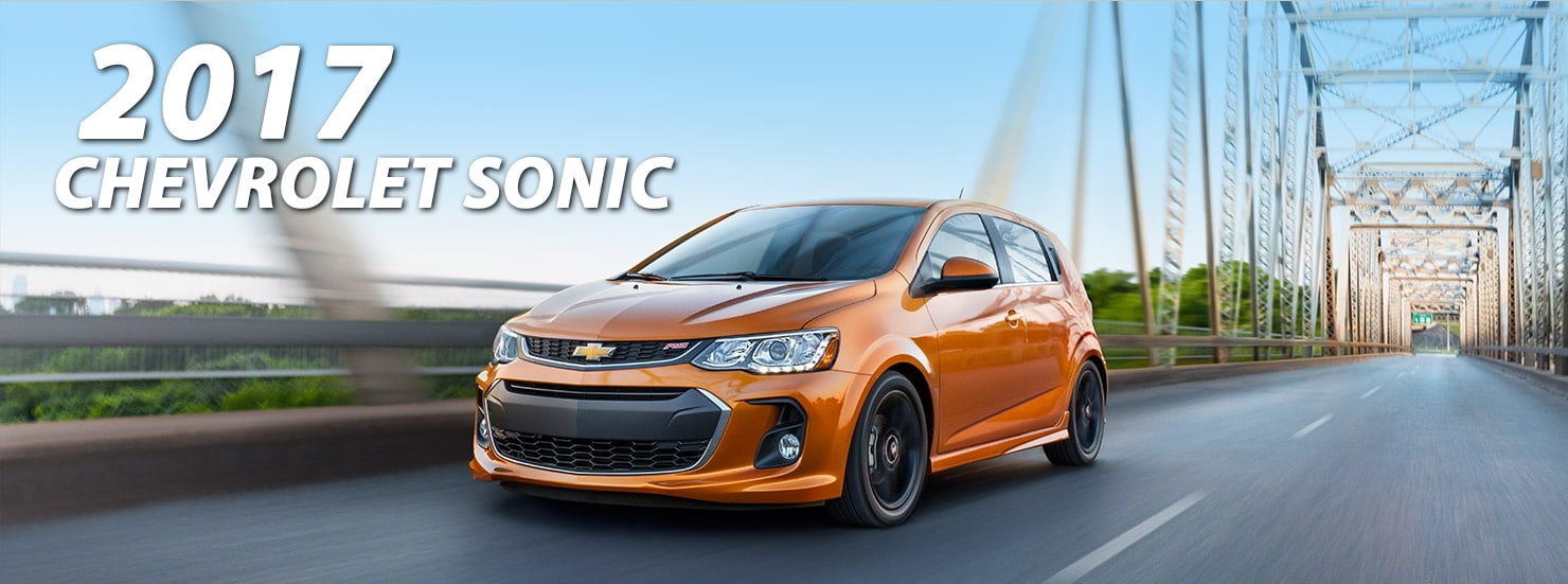 2017 Chevrolet Sonic Winnipeg MB   Chevy Sonic LS Sonic LT & Sonic ...