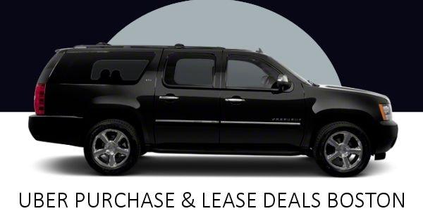 Uber Purchase & Lease Deals near Boston MA