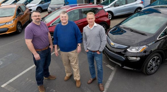 First Chevy Bolt Buyers In