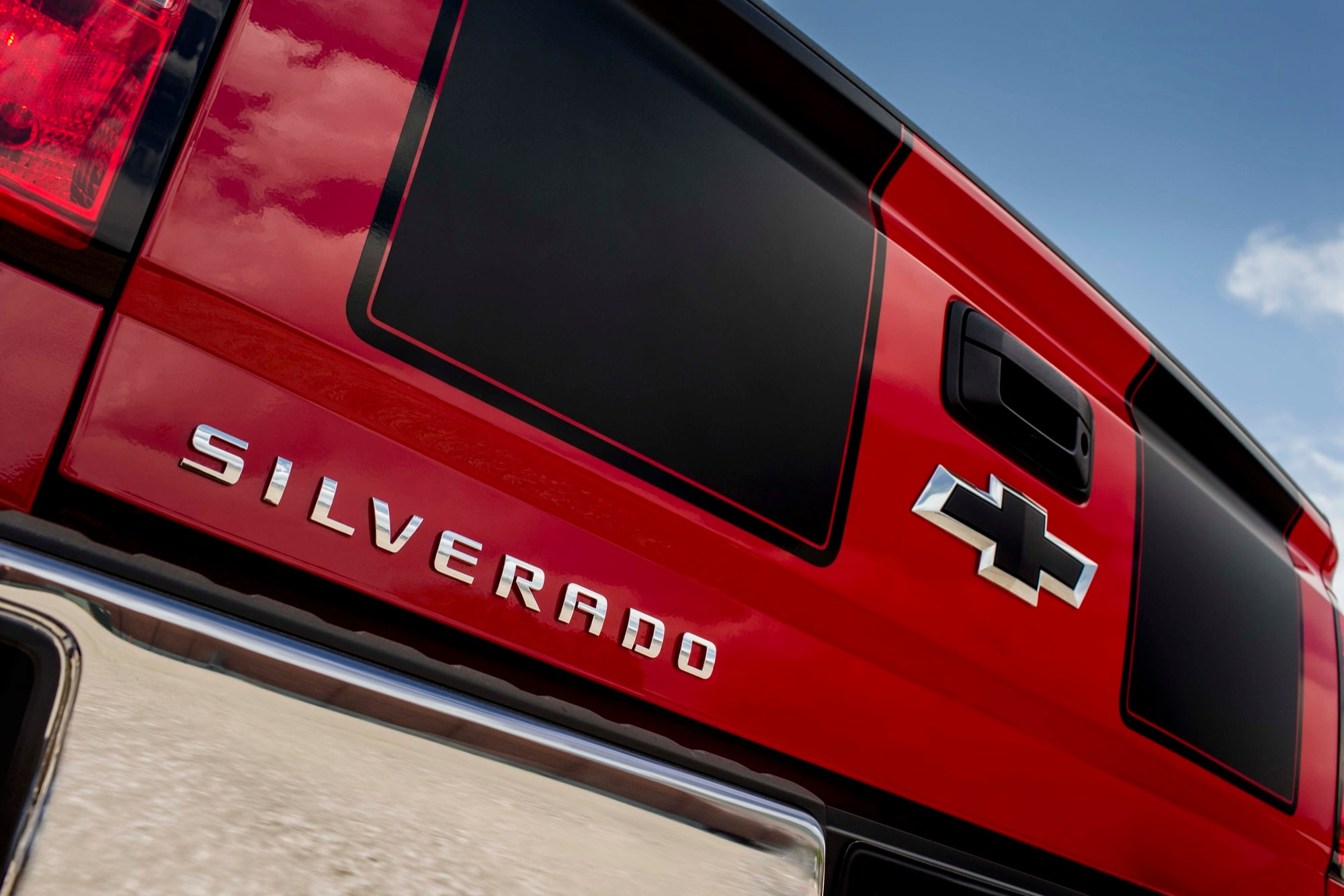 2015 Chevy Silverado Rally Edition Rally Package At Muzi