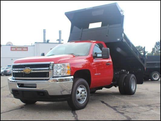 Ton dump trucks 2013 chevy 3500 dump truck