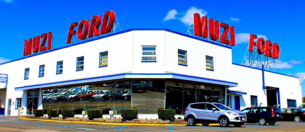 The History Of Muzi Chevrolet Chevy Dealer Serving