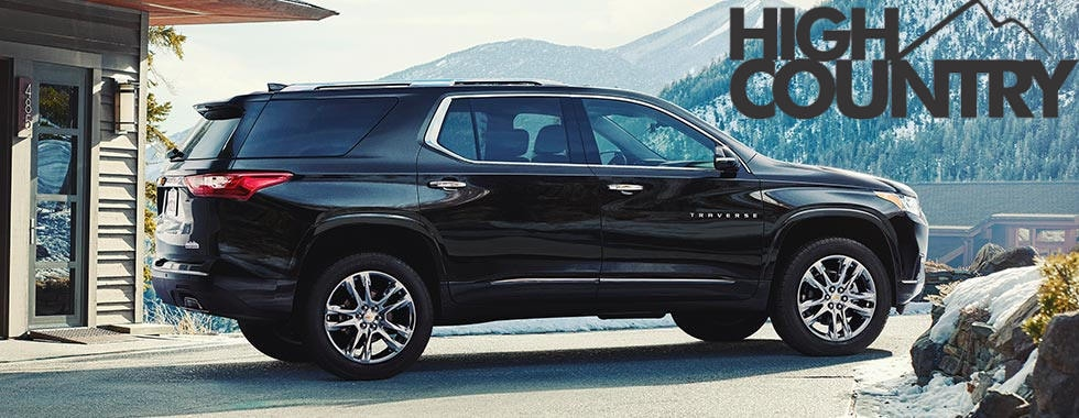 New 2018 Chevy Traverse Release Date | At Muzi Chevy ...