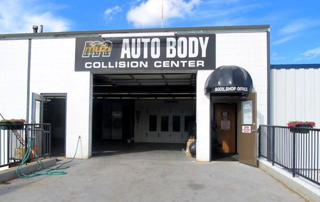Collision Center In Needham Ma Auto Body Repair Shop In