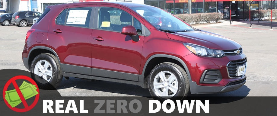 2016 chevy trax sign drive offer no money down trax lease. Black Bedroom Furniture Sets. Home Design Ideas